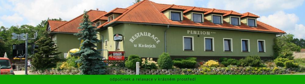 Penzion a restaurace U Kašných, Mníšek pod Brdy