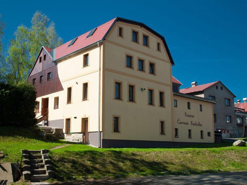 Penzion Červená Karkulka, Smržovka