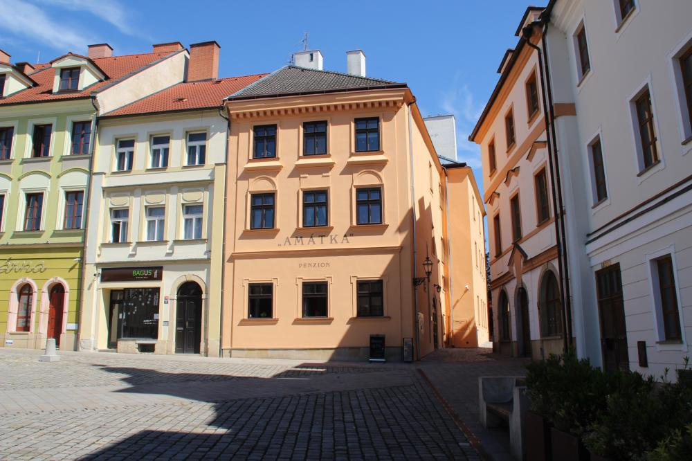 Penzion Amátka, Hradec Králové