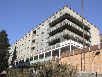 Hotel a ubytovna Pod Horkou, Adamov