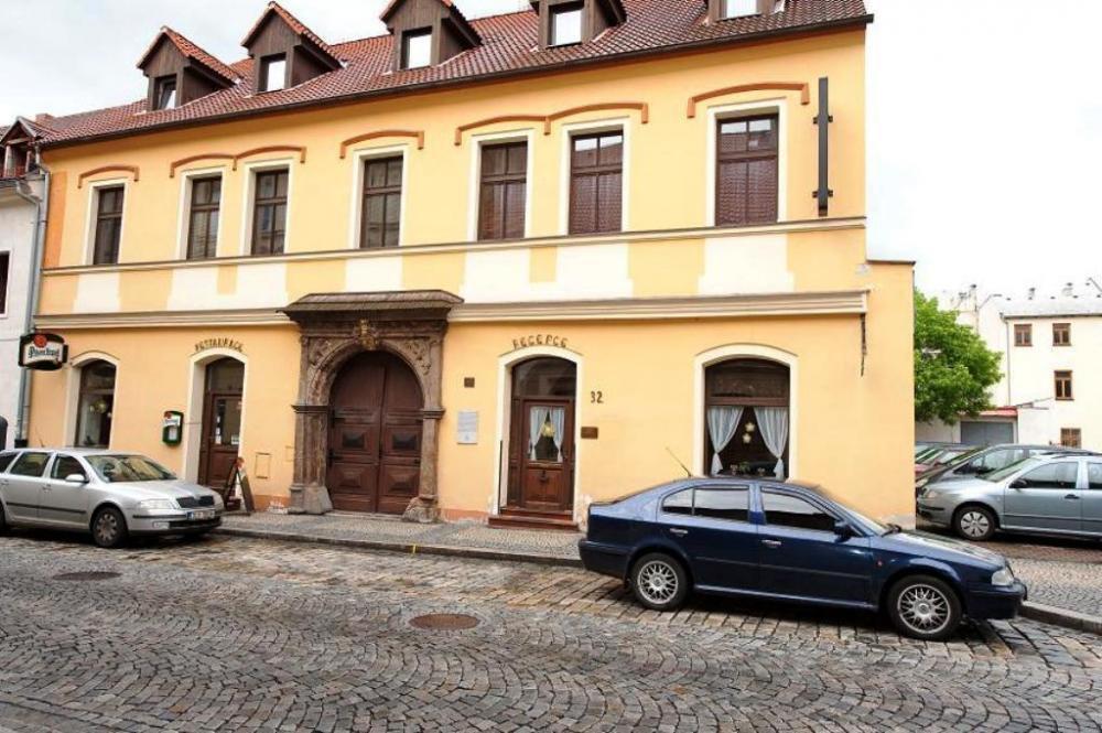 Hotel U Dvou medvídků, Chomutov
