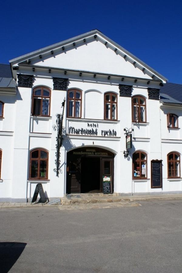 Hotel Maršovská rychta, Nové Město na Moravě