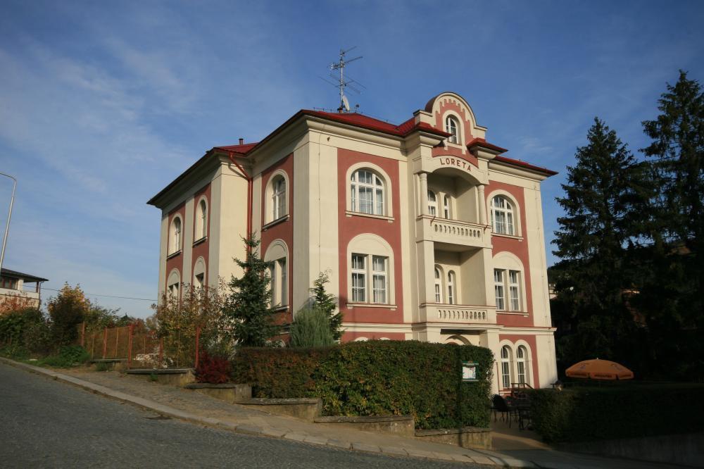 Penzion Loreta, Luhačovice