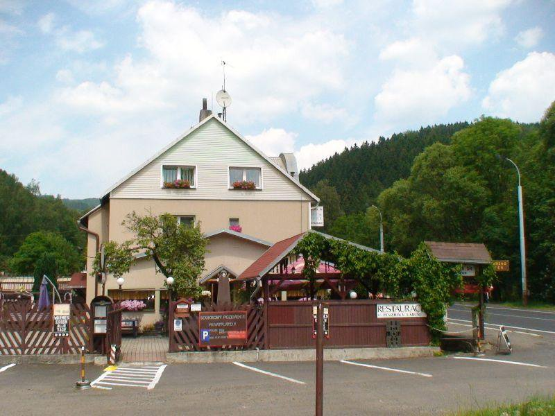 Penzion 54&restaurace, Ostrov