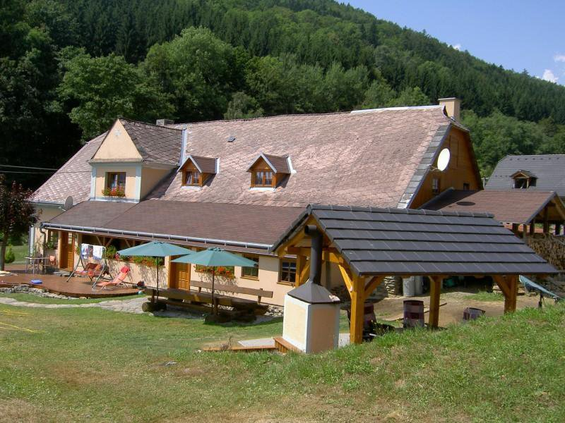 Chata Vernířovice 89, Vernířovice