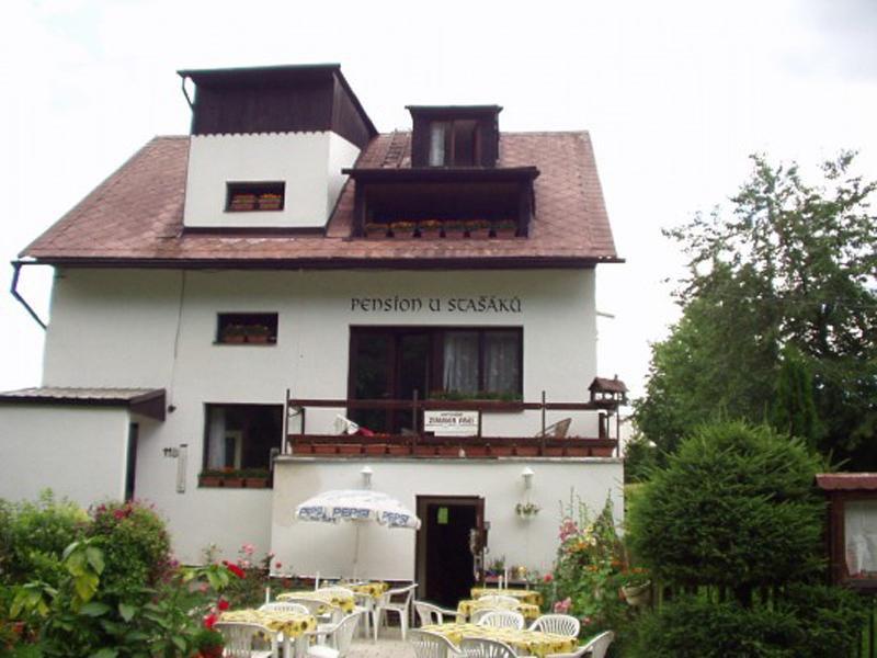 Penzion U Stašáků, Jetřichovice