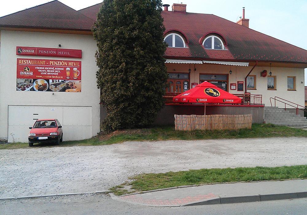 Penzión HEVIL, Hlučín