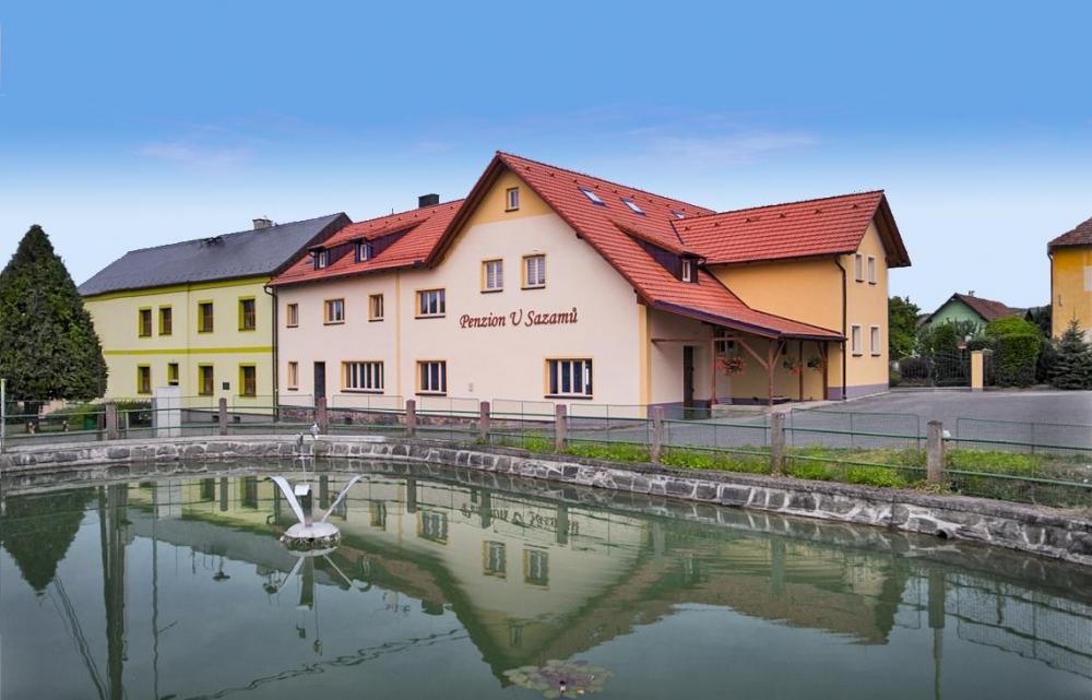 Penzion U Sazamů, Pocinovice