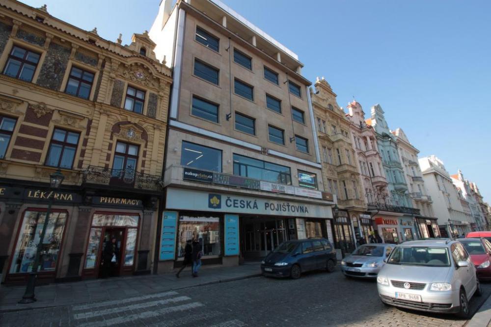 Downtown apartments, Plzeň