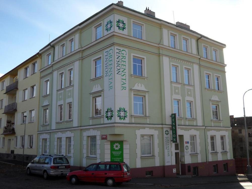 Pension GreenStar, Ústí nad Labem