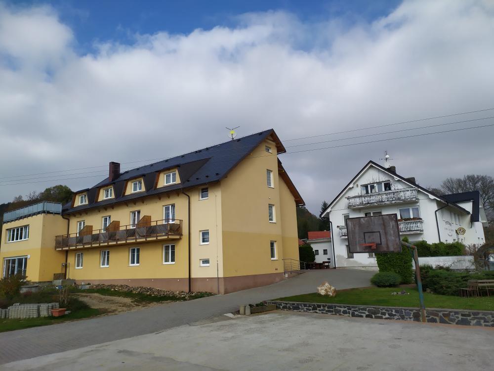 Penzion a restaurace U Jandů, Běhařov
