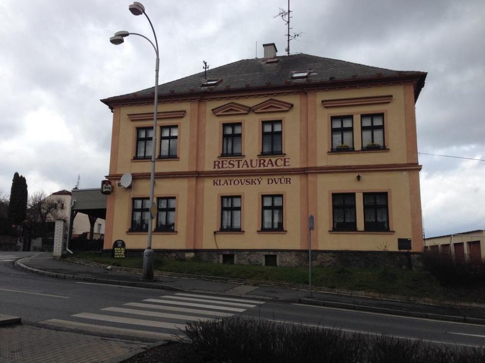 Penzion Klatovský Dvůr, Klatovy