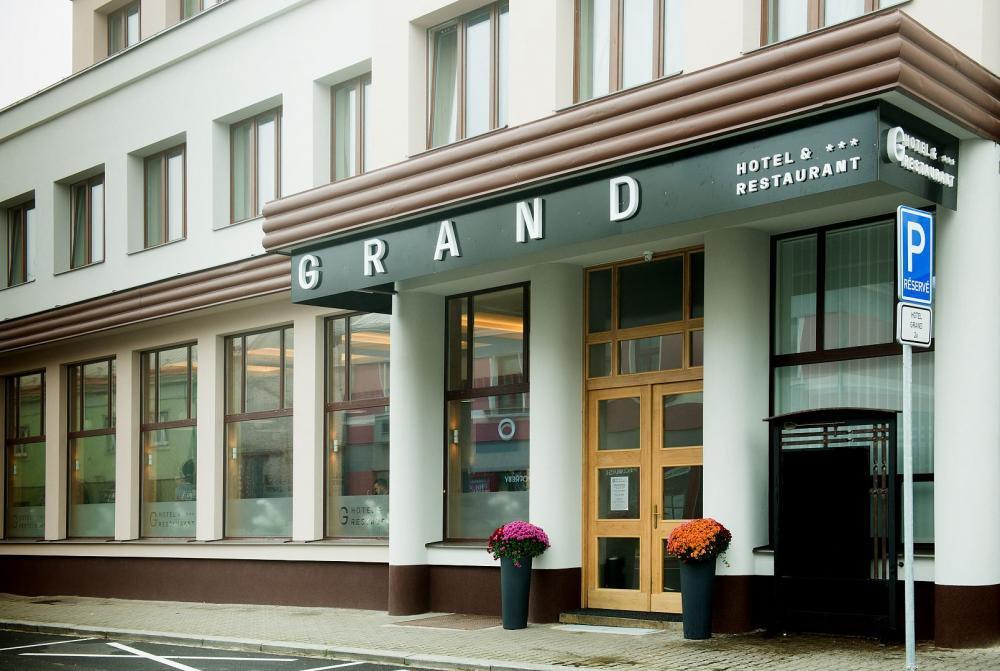 Hotel Grand, Chlumec nad Cidlinou