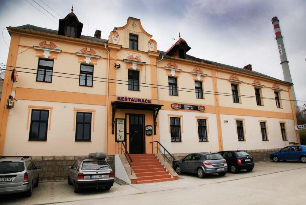 Restaurace a Penzion Stará Lípa, Česká Lípa