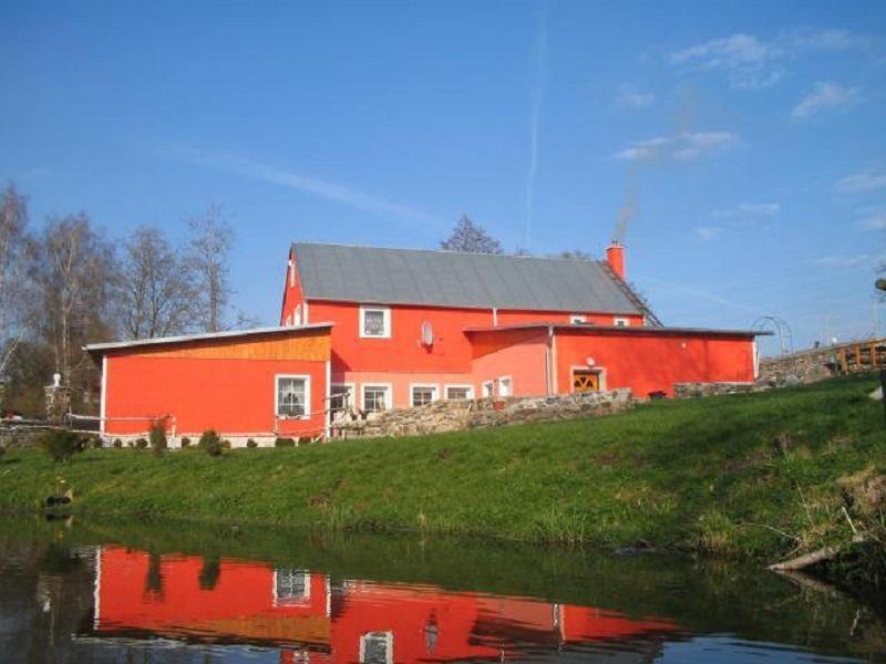 Pension a Restaurace Za rybníkem, Toužim