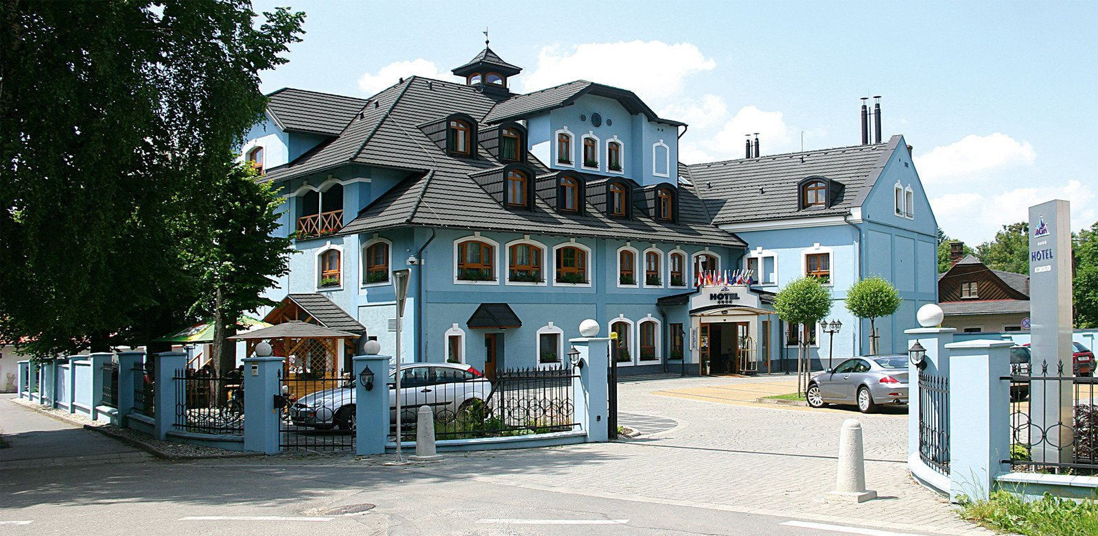 Hotel AGH, Rožnov pod Radhoštěm