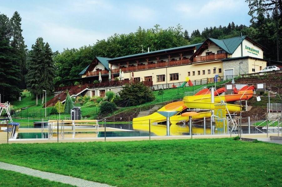 Hotel Vyhlídka, Luhačovice