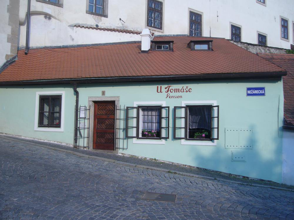 Pension u Tomáše, Jindřichův Hradec