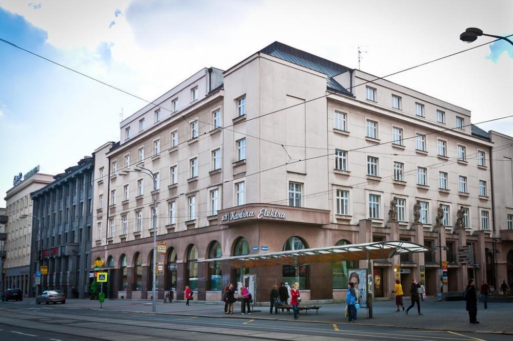 HOTEL Palác Elektra, Ostrava