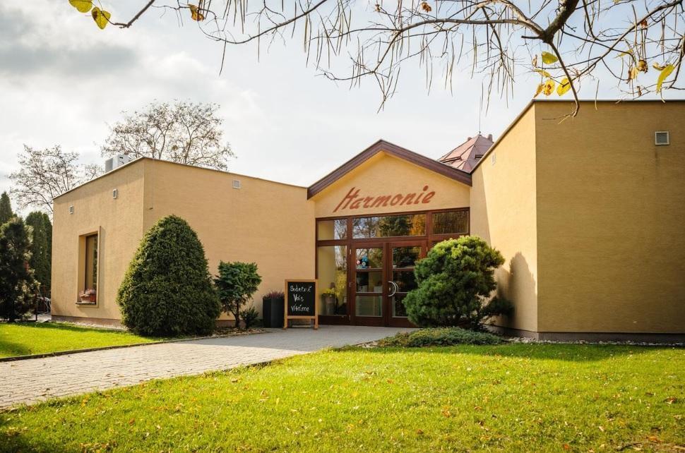Hotel Harmonie sport centrum, Zastávka