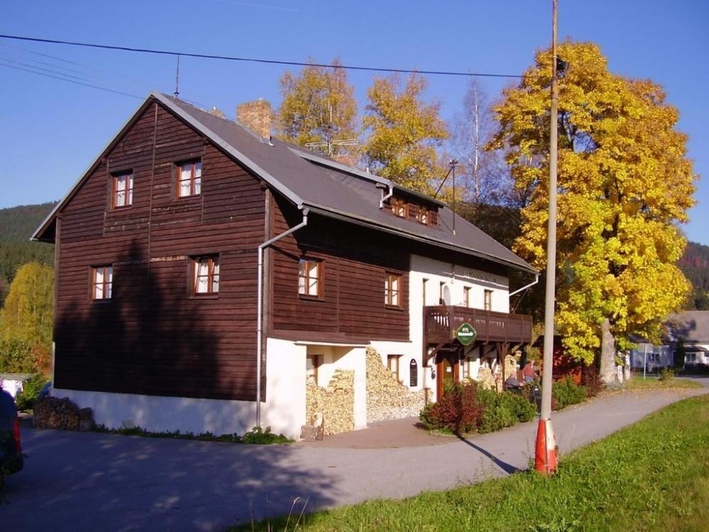 Penzion Bázum, Horní Vltavice