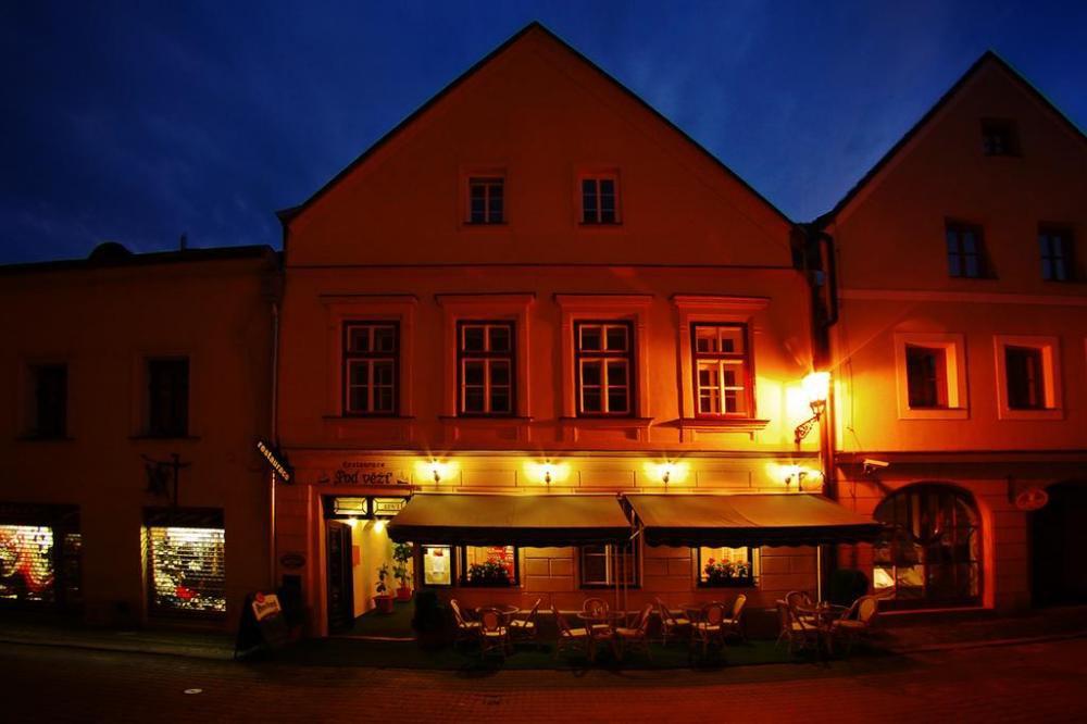 Penzion U Lucerny, Jindřichův Hradec
