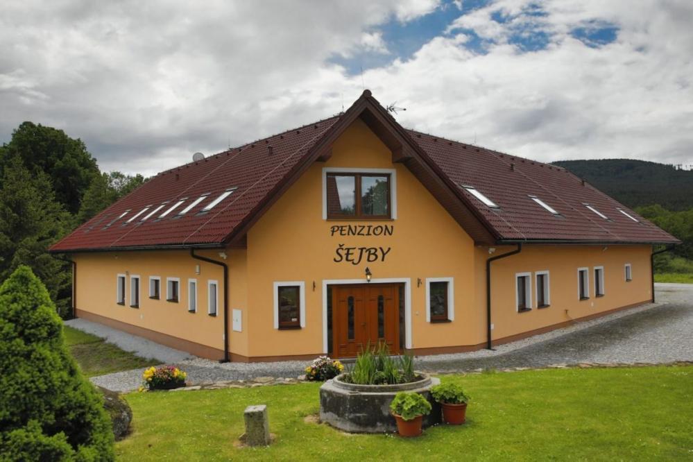 Penzion Šejby, Horní Stropnice