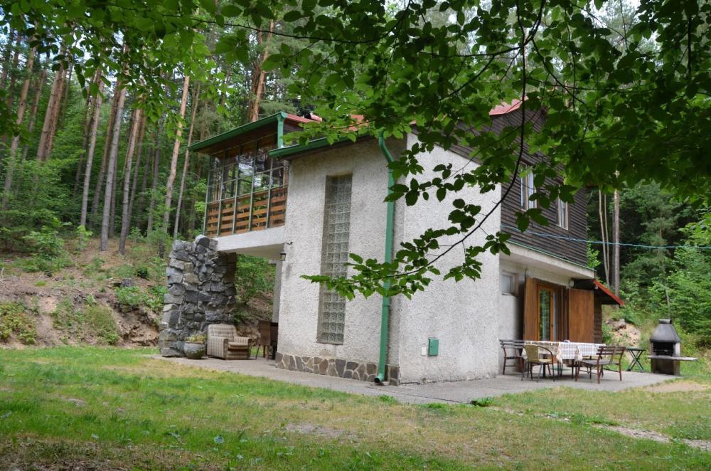 Chata Blaník, Louňovice pod Blaníkem