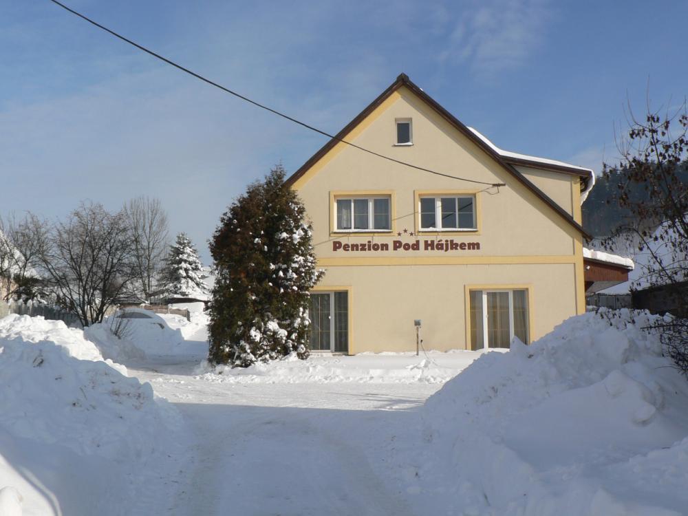 Penzion Pod Hájkem, Horní Branná