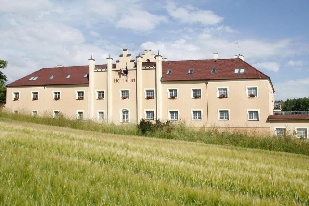 Hotel Allvet, Vyškov