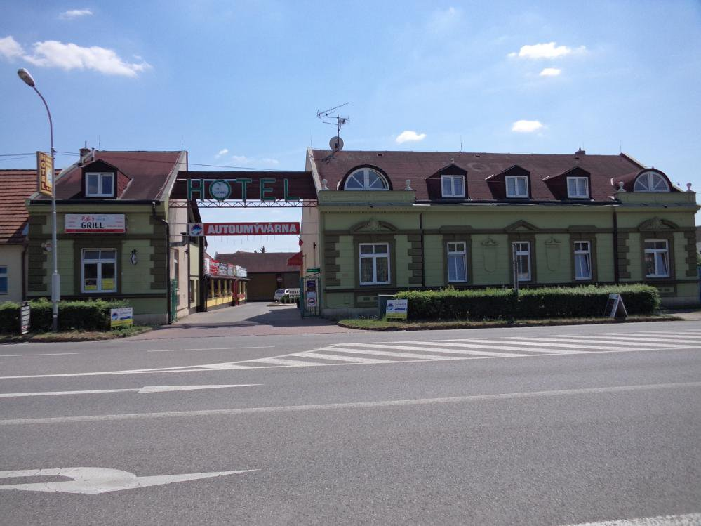 Hotel Palmira, Uherský Brod
