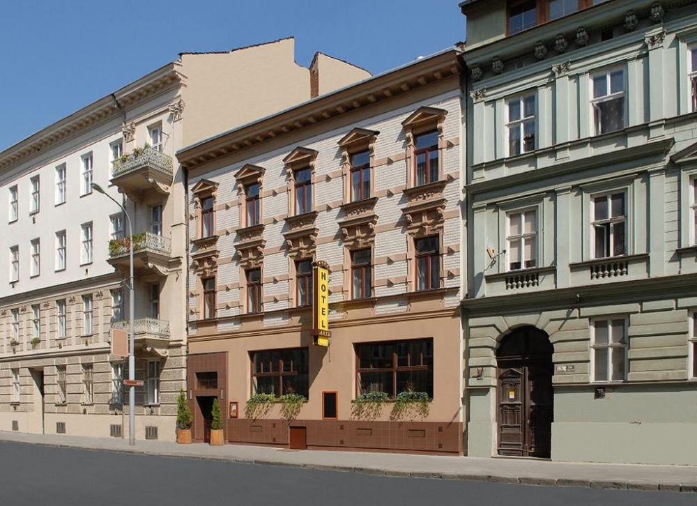 Hotel Arte, Brno