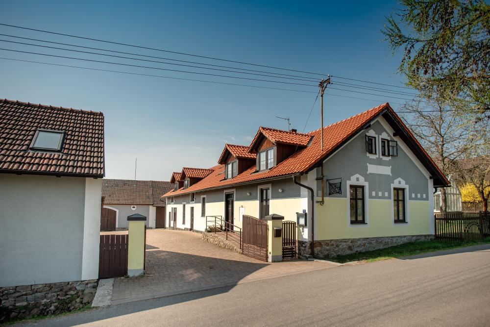 Penzion Orlov, Příbram
