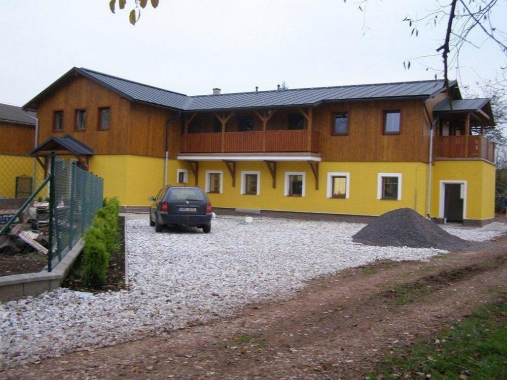 Apartmány Vlčice, Vlčice