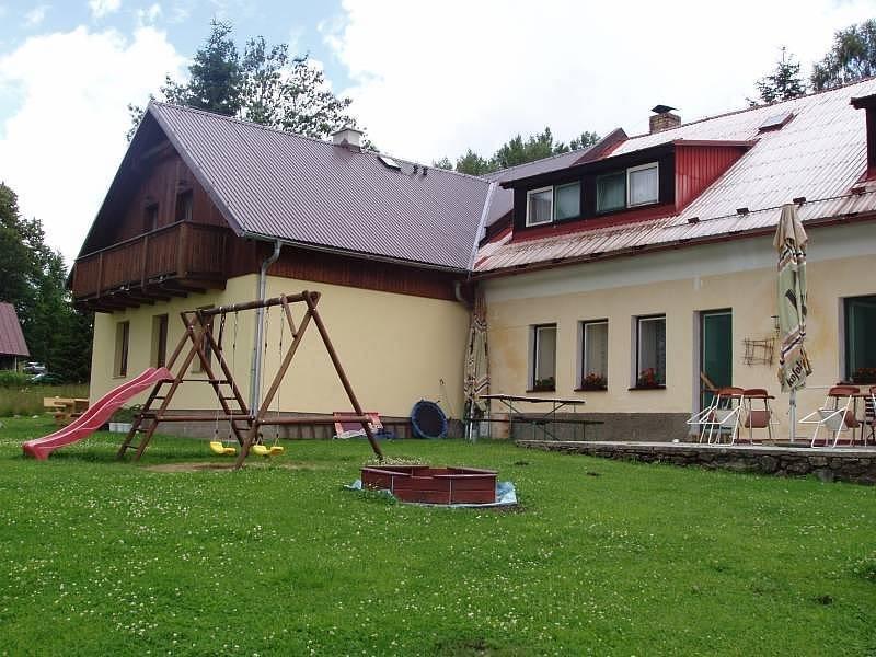 Bokova chata, Nové Hutě