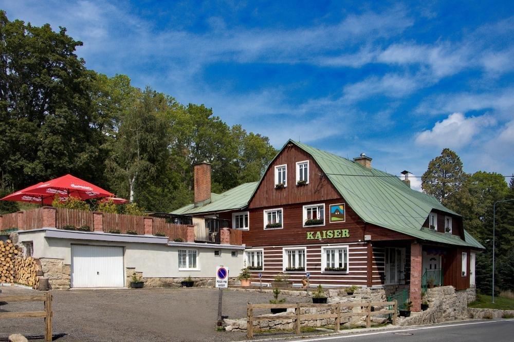 Hotel Kaiser, Kořenov