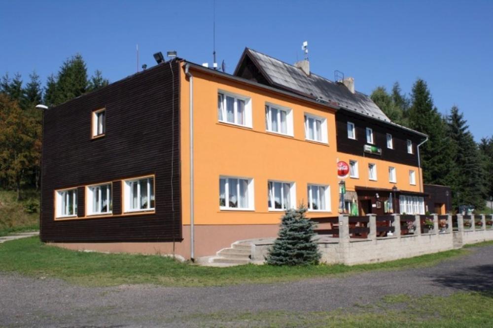 Horský Hotel Svahová, Boleboř