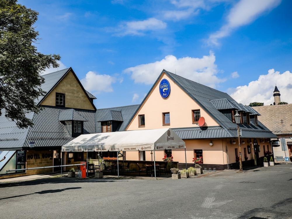 Hotel Gong , Štramberk