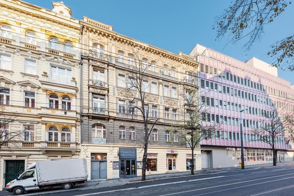 Prague Roof Apartments, Praha