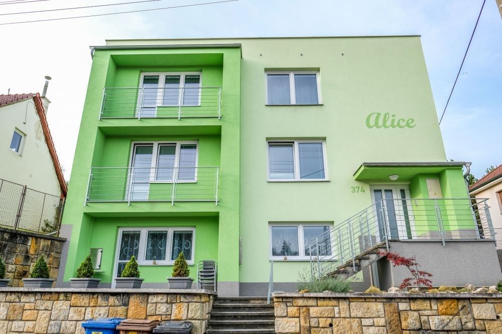 Apartmány Alice, Luhačovice