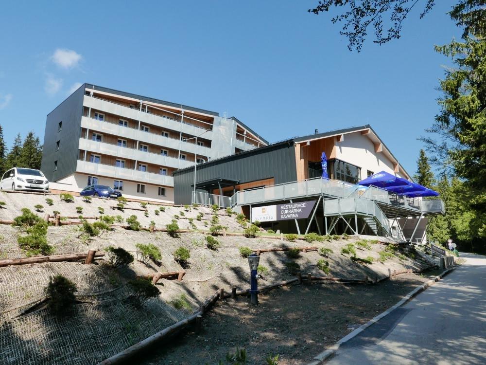 Sporthotel Olympia , Stachy