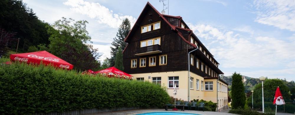 Hotel Kavka, Malá Skála