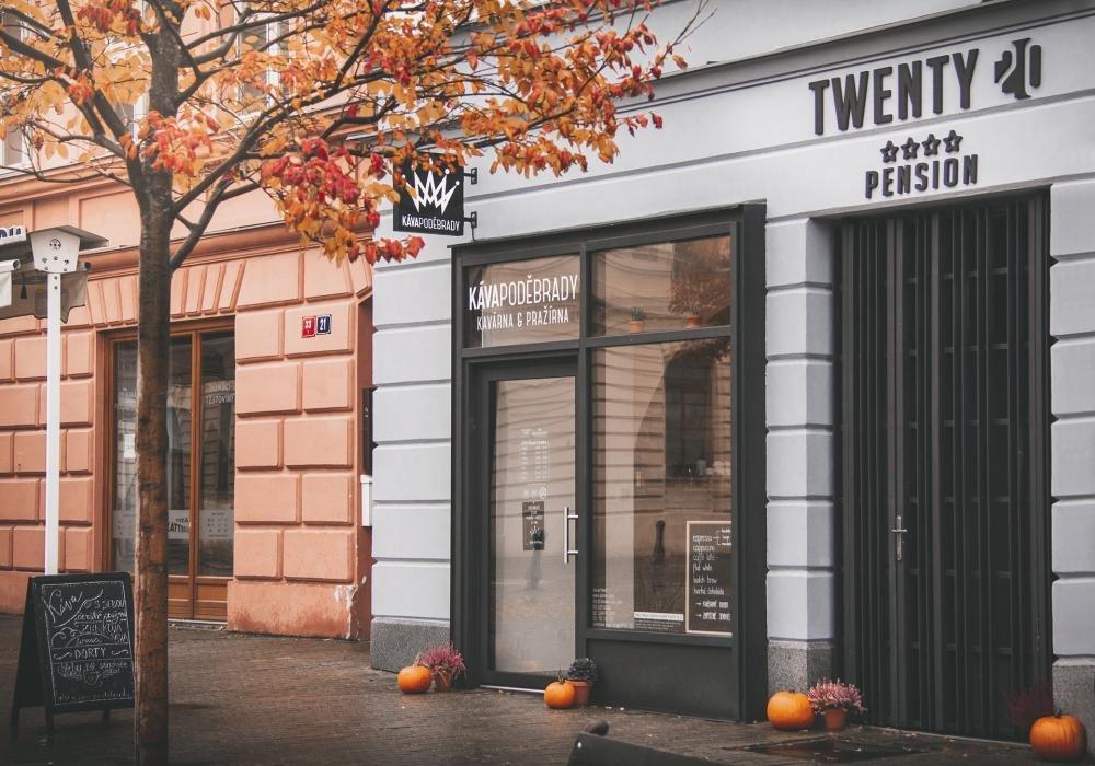 Design Pension Twenty, Poděbrady