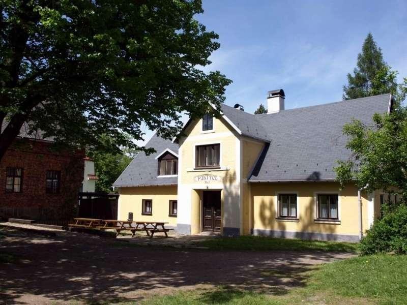 Chata Piktych, Lázně Libverda