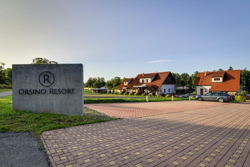 Resort Orsino, Horní Planá