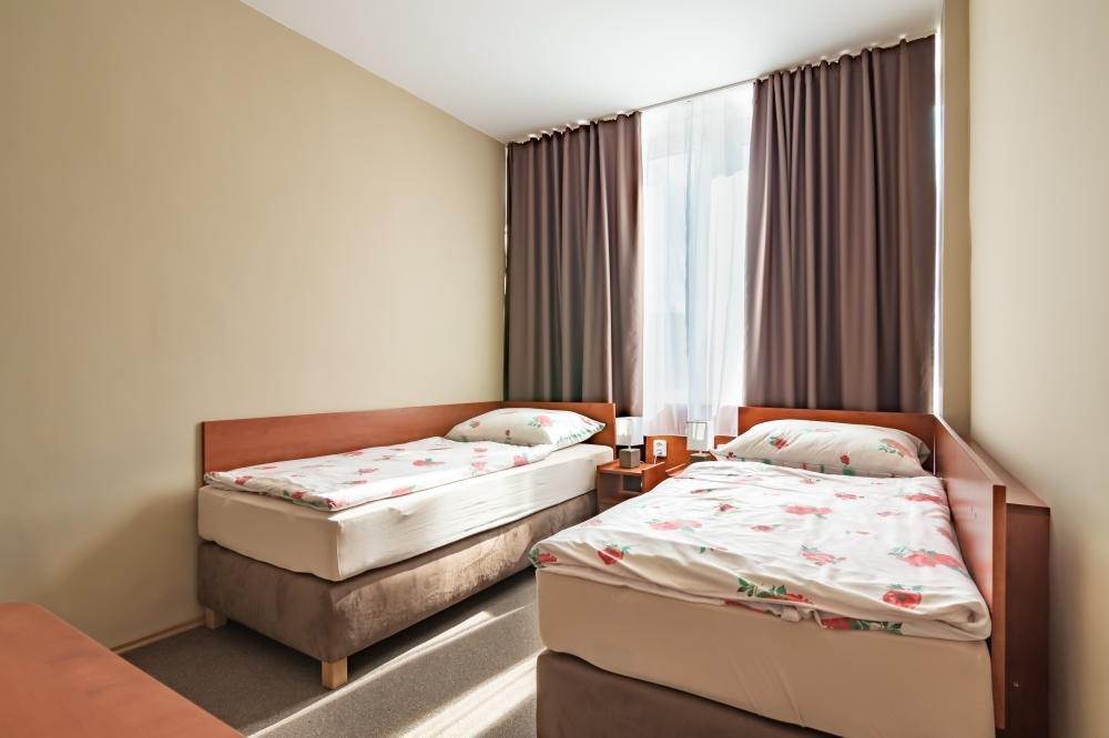Hotel Alfa, Třebíč