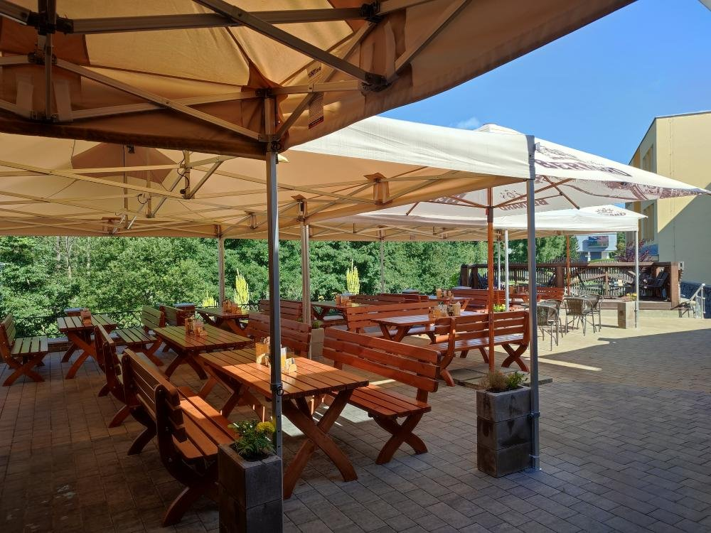 Penzion Nábřežní terasy, Žďár nad Sázavou