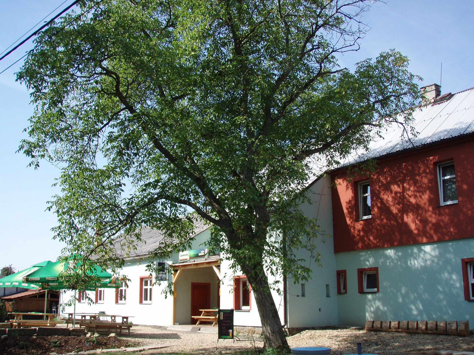Penzion Slunečno, Dobšín