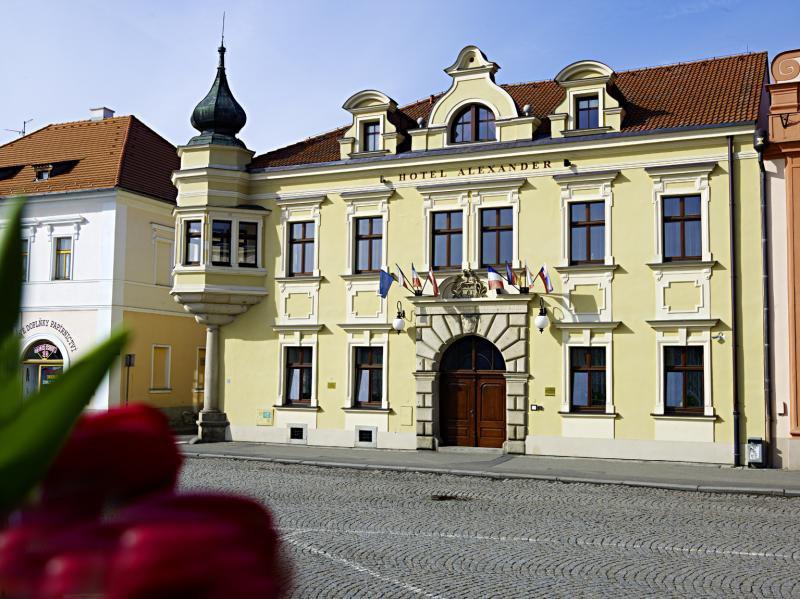 Hotel Alexander, Stříbro