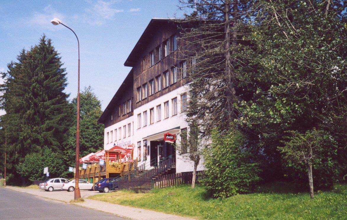 Hotel Enzian, Železná Ruda